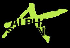 Alpha Strong Fitness Equipment Logo