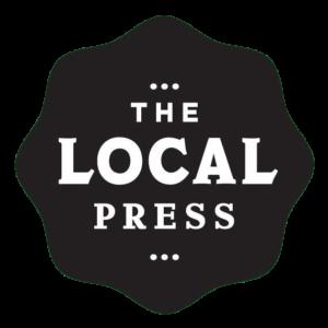 The Local Press Logo