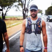 Damien Bugeja completed 290km in 6 days